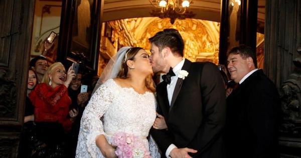 Confira tudo o que rolou na festa de 12 horas do casamento de ...
