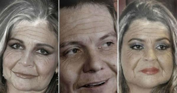 Aplicativo envelhece famosos; veja o resultado! - Fotos - R7 ...