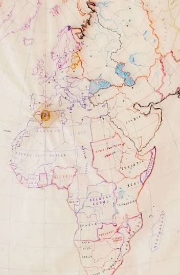 Todos os mapas têm furos no meio