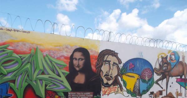 Grafite: movimento artístico transforma vida de jovens e leva arte ...