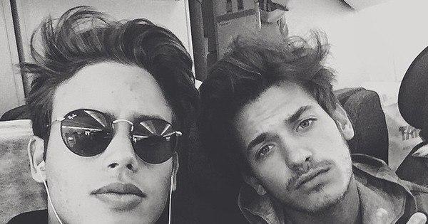 Jonathan Couto e Igor Adamovich, da banda teen P9, vão estrear ...