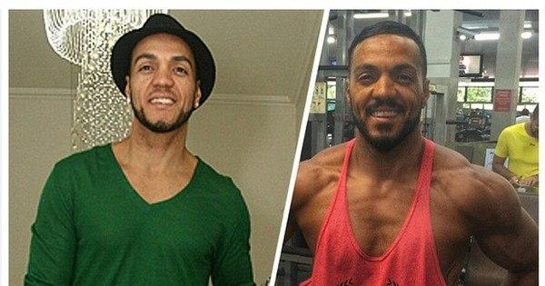 Gracyanne Barbosa transformou o corpo de Belo com dieta e ...