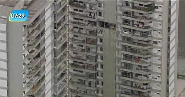 Rio: explosão ocorreu na cozinha de apartamento onde morava ...
