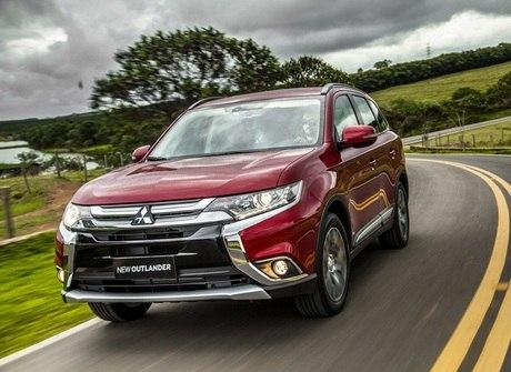 Salgado: Mitsubishi Outlander conquista pelo conforto familiar