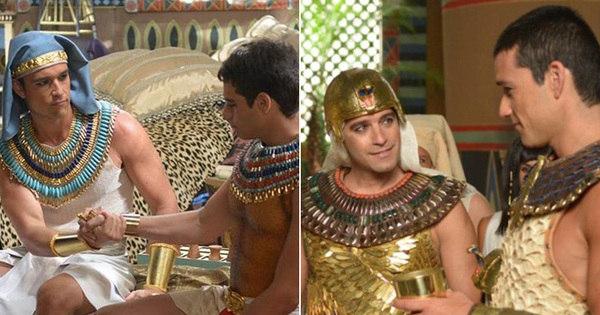 Até quando? Dez momentos provam que Moisés e Ramsés são ...