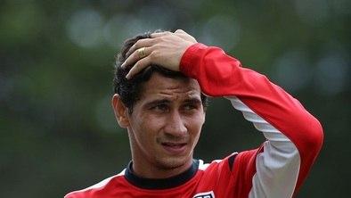 ba05388164 Ganso mostra insatisfação com posicionamento defensivo no São Paulo