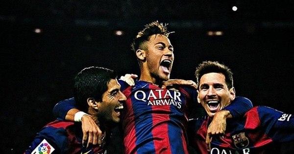 Trio de ataque do Barcelona vale mais do que quase toda equipe ...