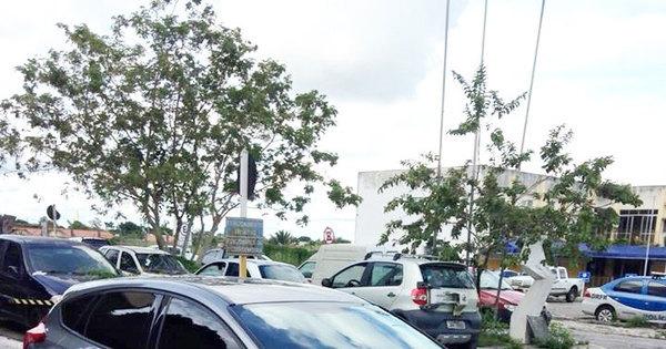 Homem é preso por roubar carros durante test drive no interior da ...
