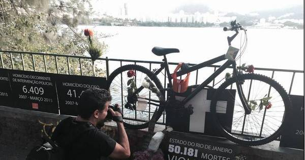 Novo protesto de ciclistas deve acontecer na Lagoa neste domingo ...