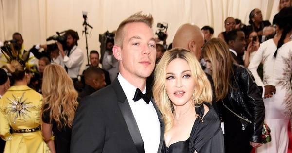 Madonna está namorando o DJ Diplo, diz revista - Entretenimento ...