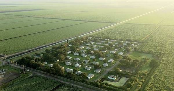 Isolados pela sociedade: conheça a cidade de Pahokee, lar dos ...