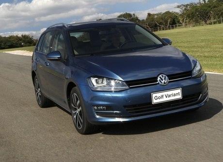 Volkswagen lança Golf Variant no Brasil por R$ 87.490. Confira