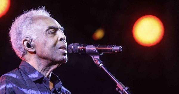Gilberto Gil permanece internado em São Paulo - Entretenimento ...