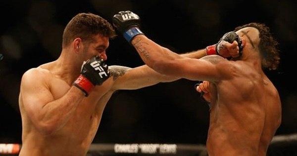 Confira as imagens da noite de grandes lutas no UFC 187 - Fotos ...