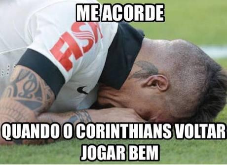Derrotas do Fla, do Palmeiras e empate do Timão viram zoeira