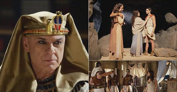 Seti diz que o crime de Moisés não tem perdão e o condena; veja as ...