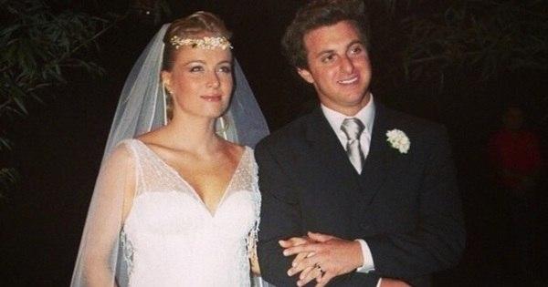 Com dez anos de casados, Angélica e Luciano Huck têm histórias ...