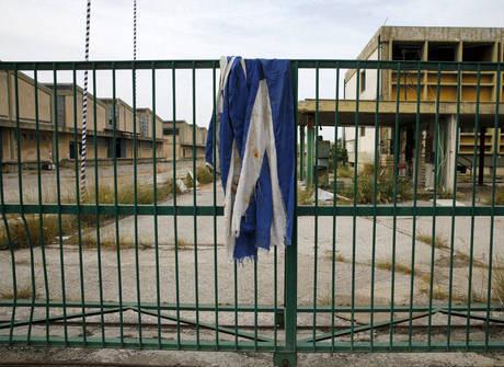País fantasma? Fotógrafo mostra decadência grega depois da crise