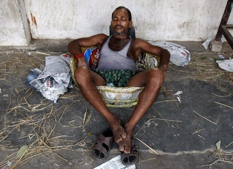 Onda de calor na Índia causa quase 500 mortes nos últimos dias