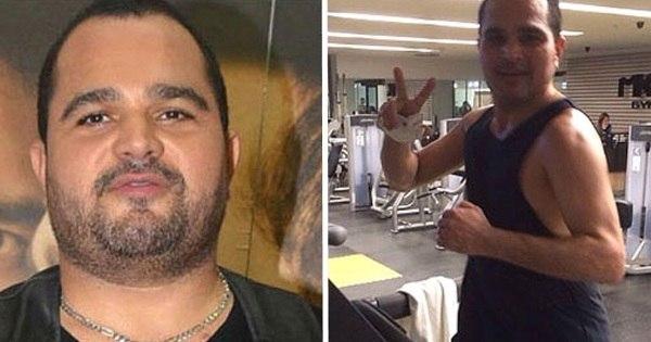 """Conheça a dieta que fez de Luciano um """"atleta"""" - Fotos - R7 Hora do ..."""