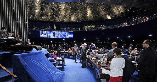 Senado aprova MP do salário mínimo e mantém reajuste para ...