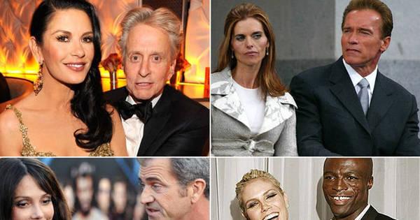 Quando o amor custa caro: veja alguns divórcios milionários do ...
