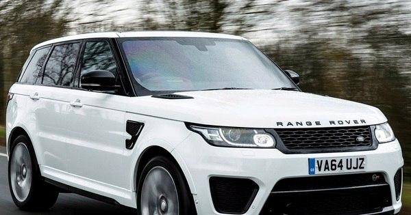 Range Rover Sport é convocada para recall por falha nos bancos ...