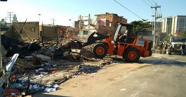 Justiça proíbe demolição de imóveis na favela do Metrô - Notícias ...