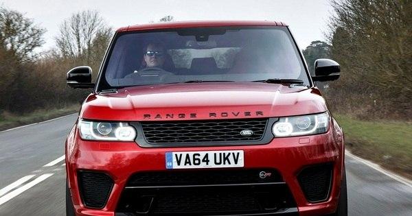 Range Rover Sport SVR chega ao Brasil por R$ 595 mil - Fotos - R7 ...