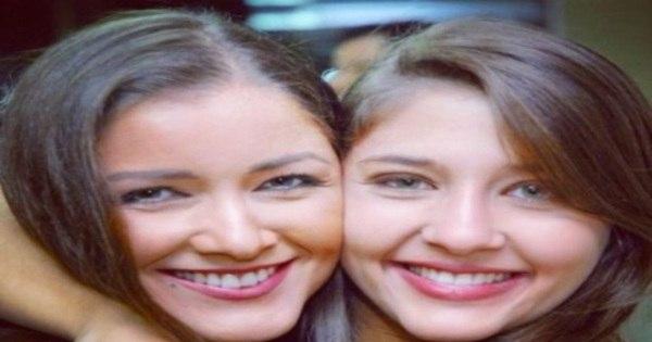 Irmãs? Filha de Nana Gouvêa impressiona pela semelhança ...