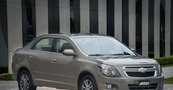 Chevrolet Cobalt ganha série especial Graphite - Fotos - R7 Carros