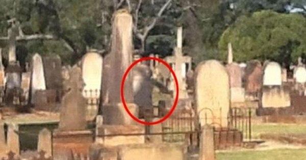 Sinistro é pouco! Criaturas fantasmagóricas em cemitério e discos ...