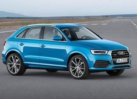 Audi Q3 muda na linha 2016 e chega ao Brasil por R$ 127.190