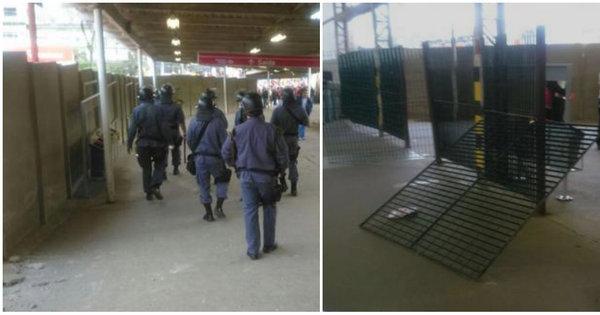 Estação da CPTM tem tumulto e depredação nesta manhã - Notícias ...