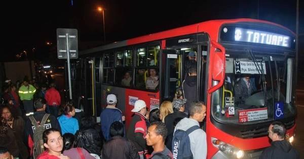 Sem pedido para plano emergencial de ônibus, SPTrans reforça ...