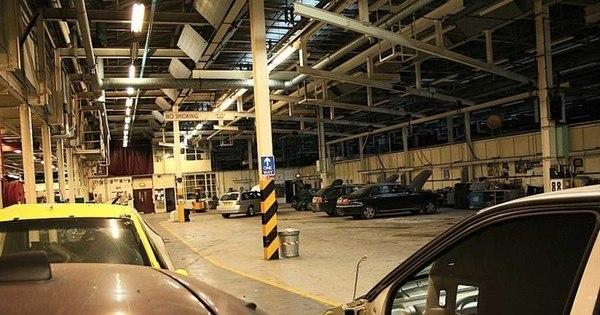 Concessionário Volkswagen esquecido e carro milionário ...