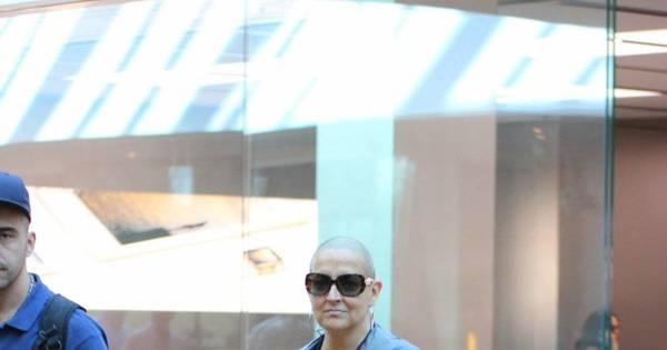 Careca, Betty Lago passeia em shopping carioca - Fotos - R7 ...