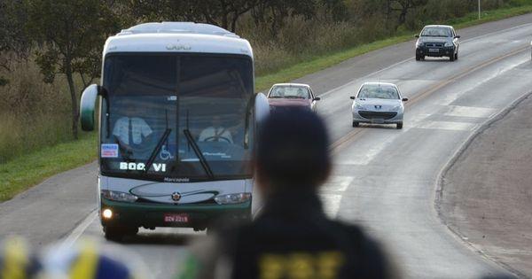 Número de mortes nas estradas federais caiu 25% no feriadão ...