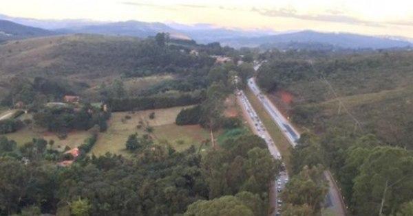 Batidas em estradas mineiras matam 34 pessoas durante o feriado ...