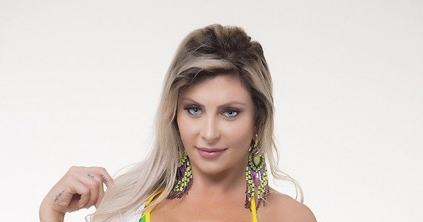 Musa do crime, Luciane Hoepers fala sobre Miss Bumbum 2015 ...
