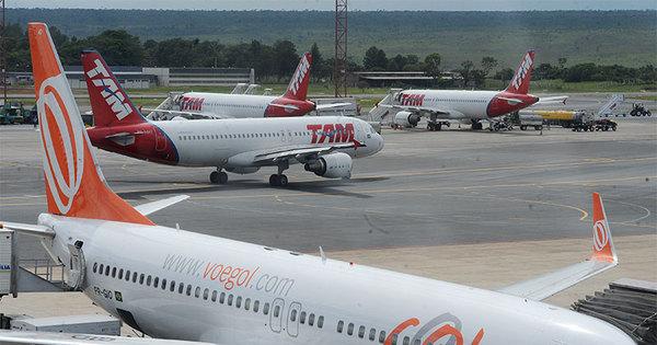 Transporte aéreo doméstico: demanda por passageiros completa ...