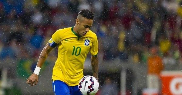 Com Neymar, Rogério Micale divulga seleção brasileira que ...