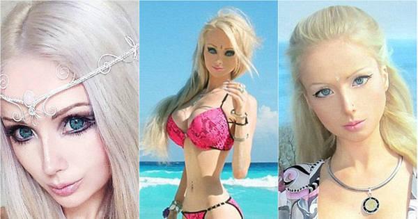 Não me chame de Barbie! Boneca humana renega o apelido que a ...