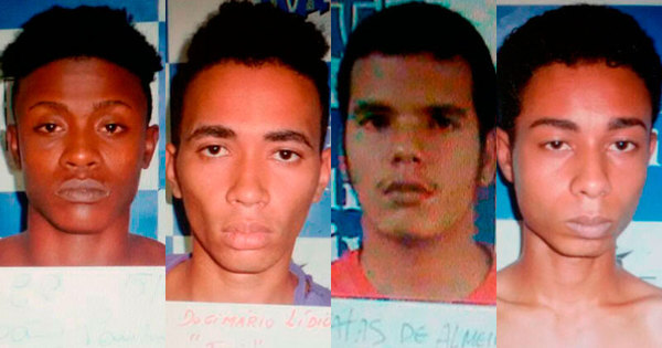 Polícia divulga fotos de 15 fugitivos da Delegacia de Camaçari ...