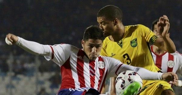 Goleiro jamaicano vacila, e Paraguai vence por 1 a 0 - Esportes ...
