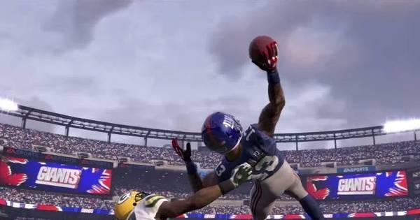 Recepção milagrosa de Odell Beckham Jr. que virou touchdown ...