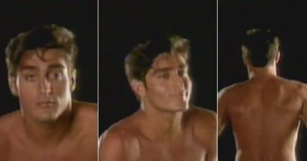 """Peladão de Brega e Chique comenta nudez na TV atual: """"Os ..."""