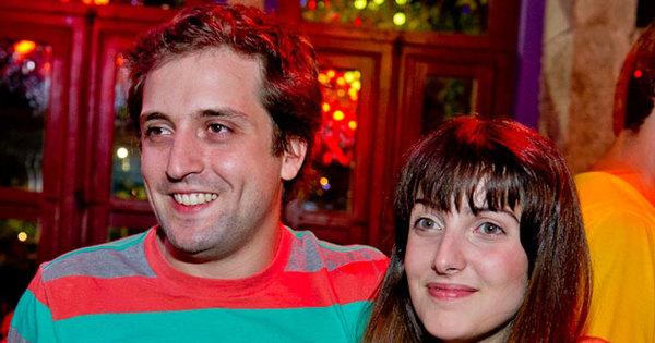 Clarice Falcão e Gregorio Duvivier estão juntos novamente ...