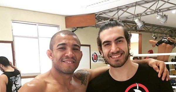 Lutador se transforma em McGregor para ajudar José Aldo na ...