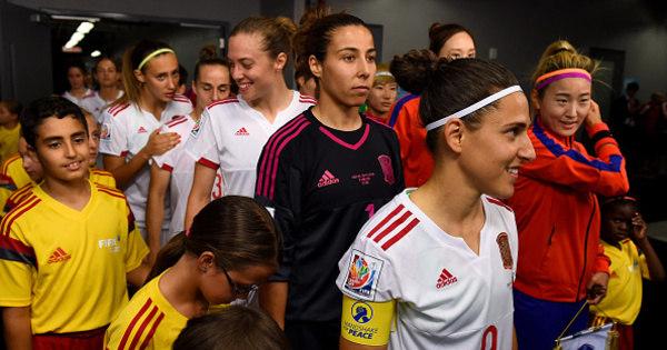 TV veta nome polêmico de atacante espanhola na Copa do Mundo ...